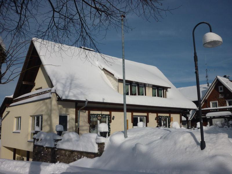 """Holiday apartment """"Abendstern"""" im Ferienhaus Skoda"""