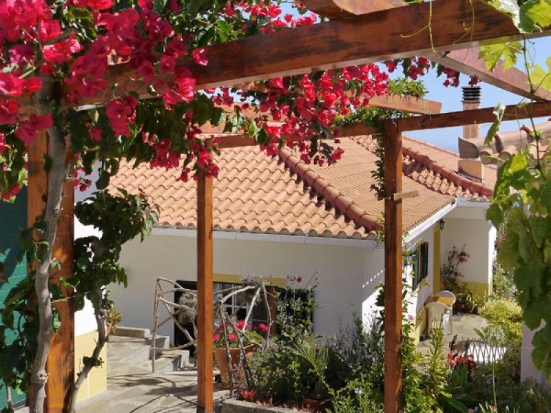 Ferienhaus Casa Boas Vistas