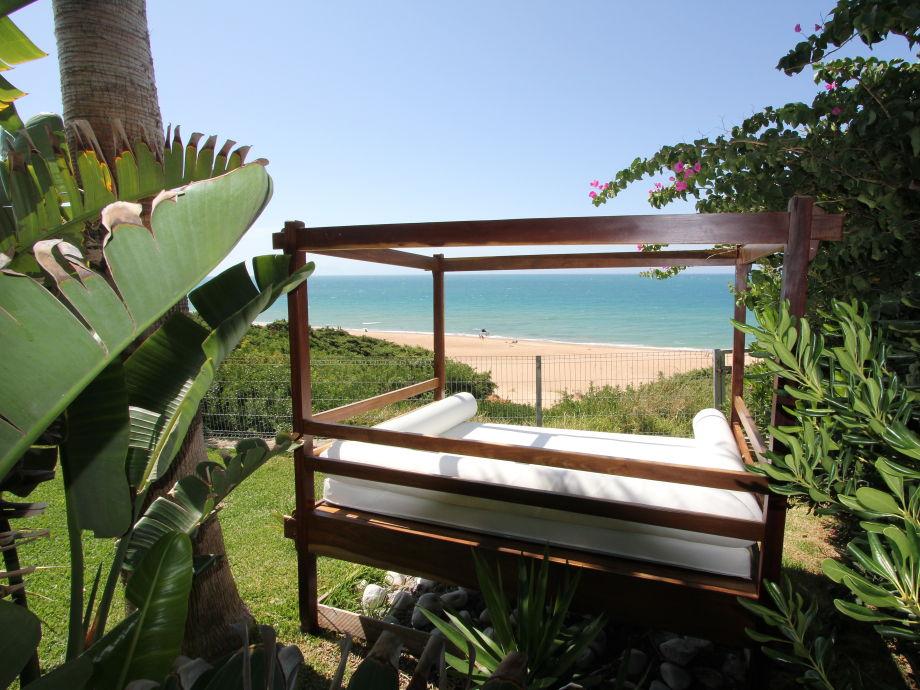 Beach view Villa Casablanca