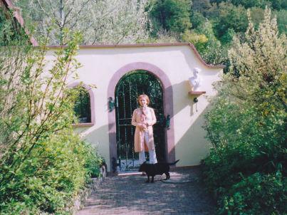 Ihr Gastgeber Christa Leidinger