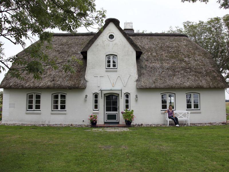 Ferienwohnung Haus der Hebamme (OG)