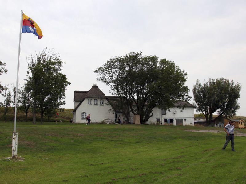 Ferienwohnung Haus der Hebamme (EG)