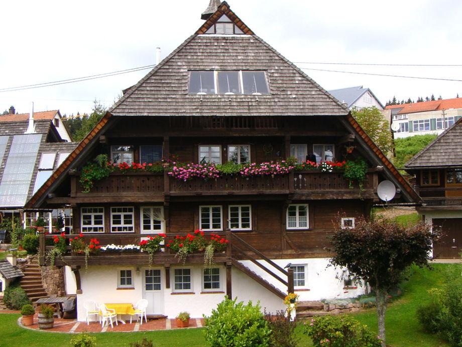 Das Schwarzwaldhaus
