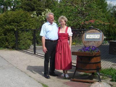 Ihr Gastgeber Hans-Georg Jokusch