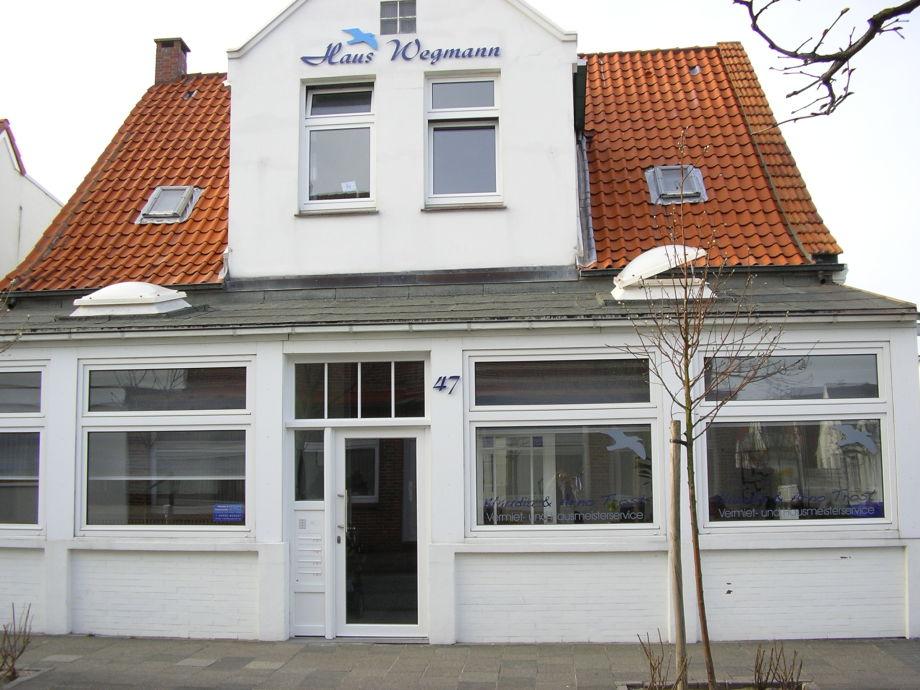 Außenansicht Haus Wegmann