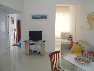 Ferienwohnung nahe Impanema Beach