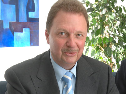 Ihr Gastgeber Andreas Schlebusch