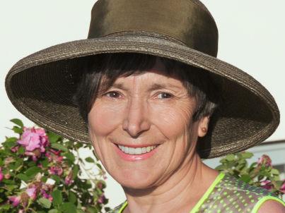 Your host Ursula Posorski