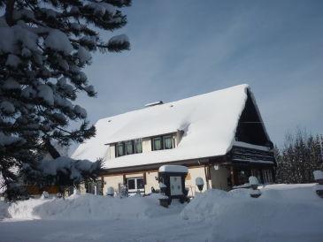 """Ferienwohnung """"Morgenröte"""" im Ferienhaus Skoda"""