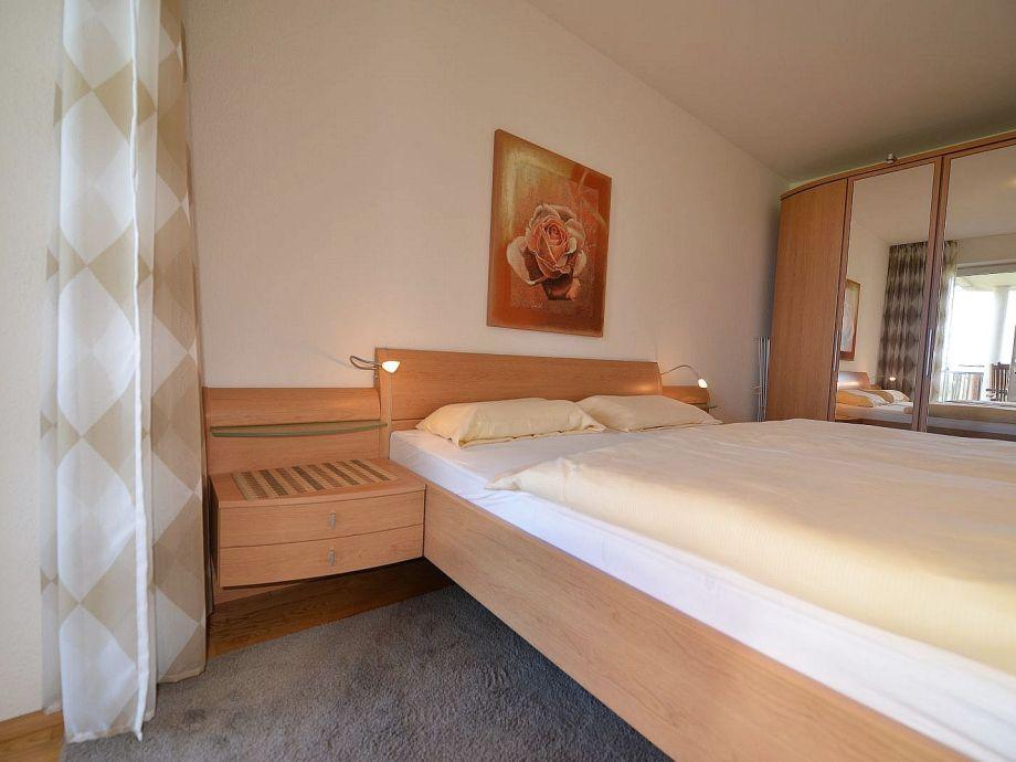 Schlafzimmer mit Seesicht