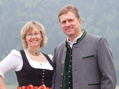Ihr Gastgeber Susanne und Gerhard Schwemmbauer
