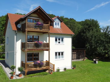Holiday apartment mit Panoramablick