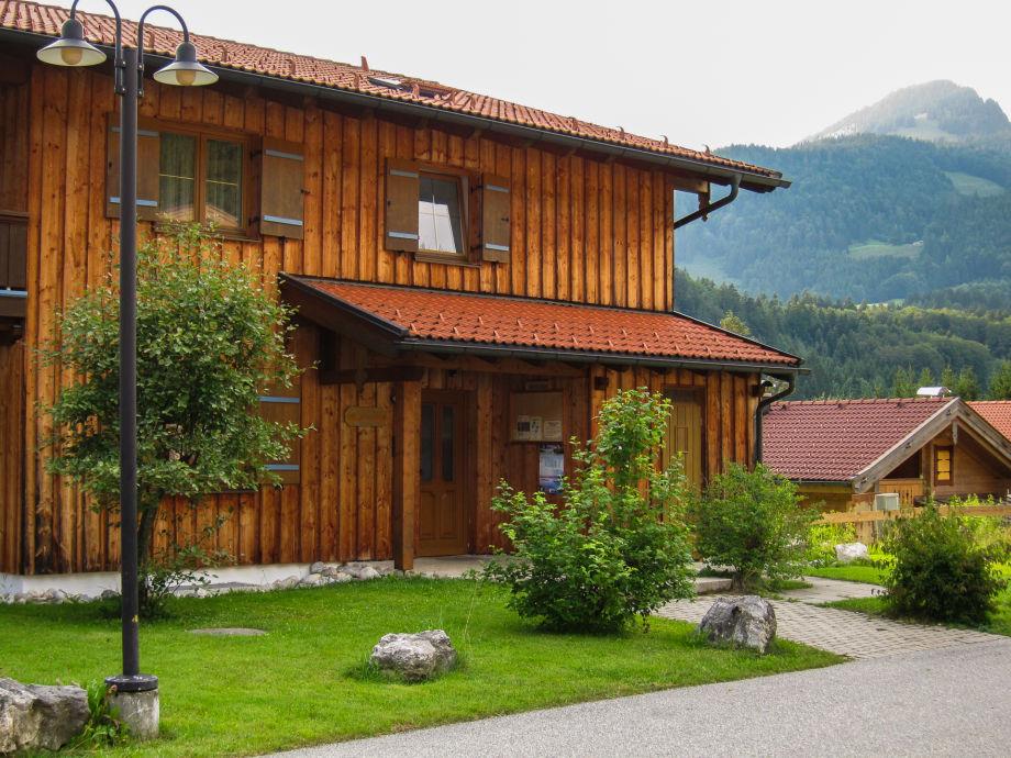 Unser Haus mitten in den Chiemgauer Alpen