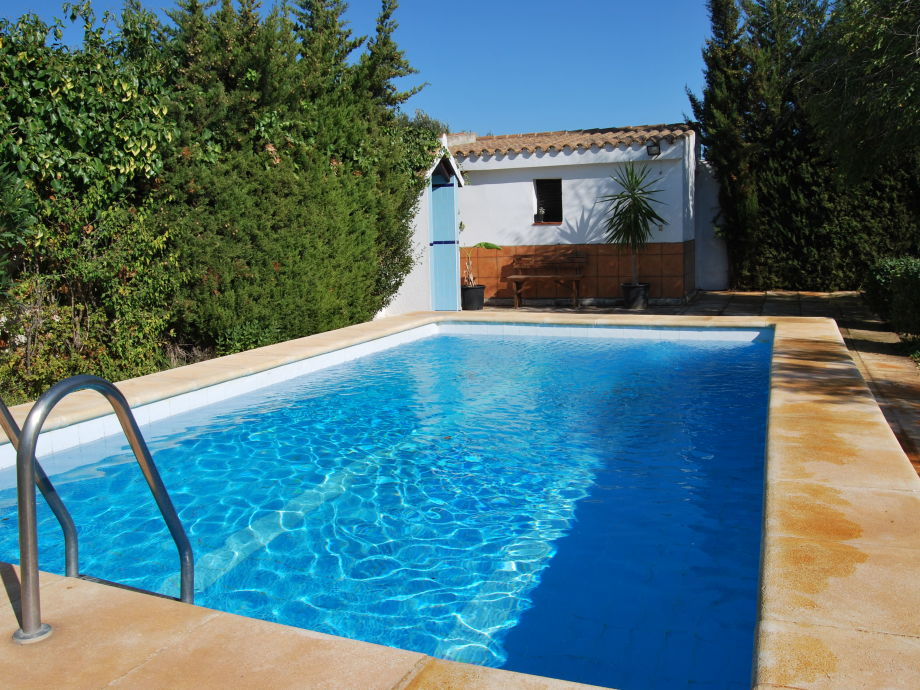 Außenaufnahme Villa el Cortijo Andaluz