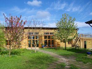 Ferienwohnung 7 im Atriumhaus in Refugium Uckermark