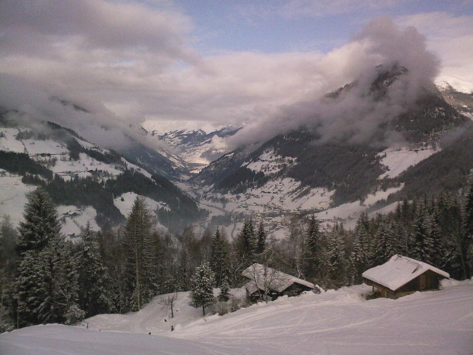 Im Winter erreichbar