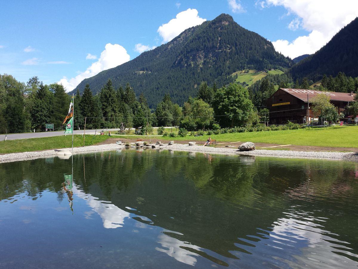 Ferienhaus dolomitenblick nationalpark heilignblut for Ferienhaus am see