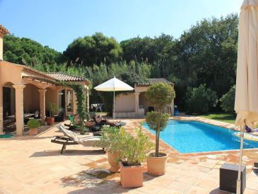 Villa L'Escalet Ramatuelle St. Tropez