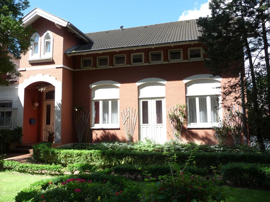 Haus am Sandwall (Ansicht vom Sandwall aus)