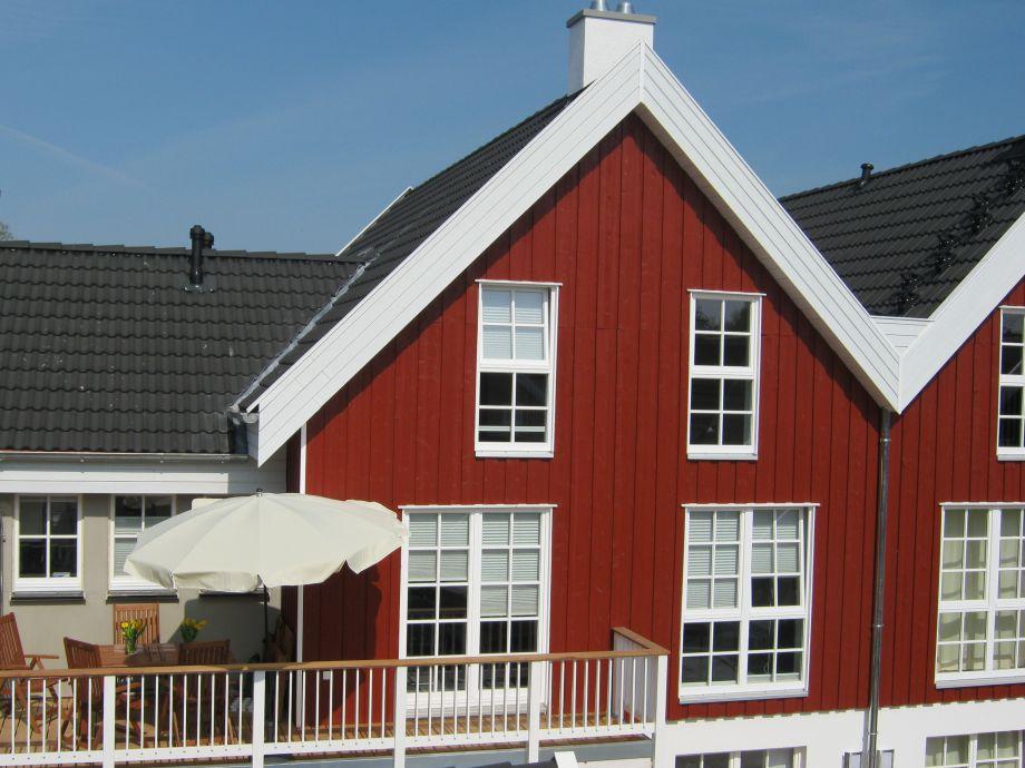 Die Ferienwohnung mit Balkon
