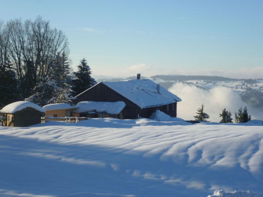 Wintermärchen rund ums Haus