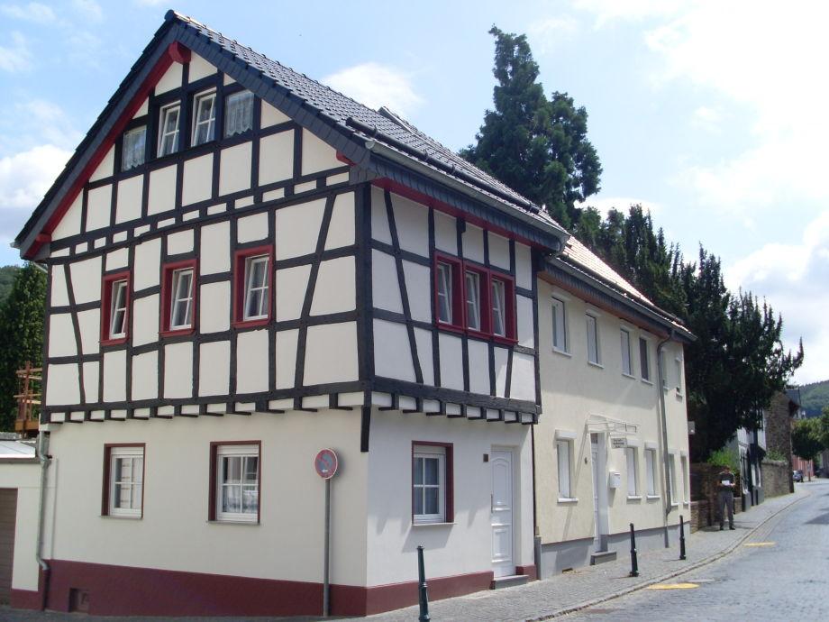 Haus Langenhecke 18 und Ferienwohnung