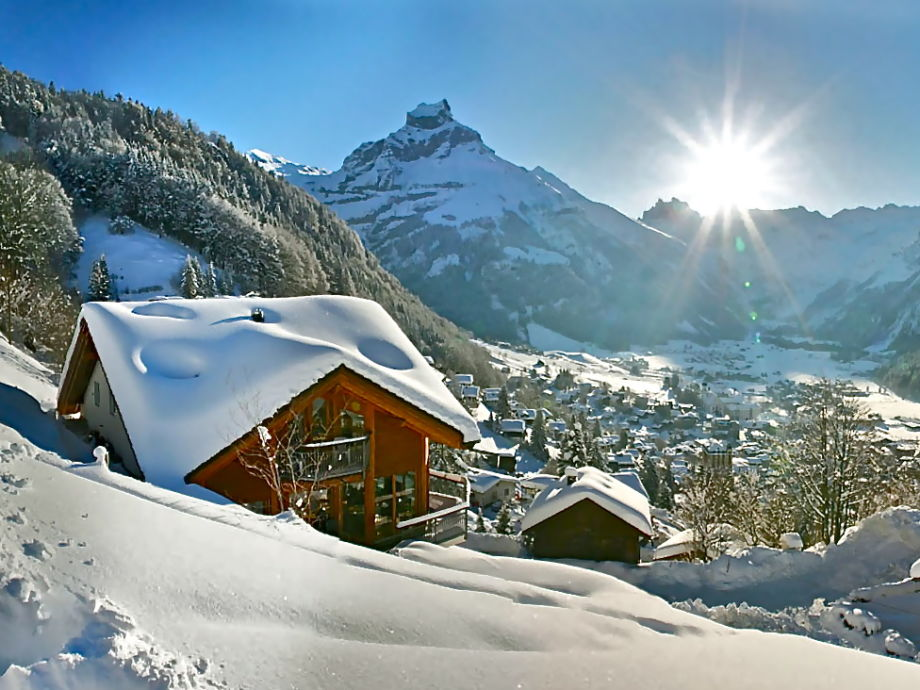 Engelberg  ALPHAVEN  im Winter