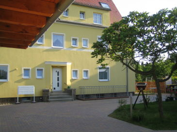 Holiday apartment mitten im Leipziger Neuseenland