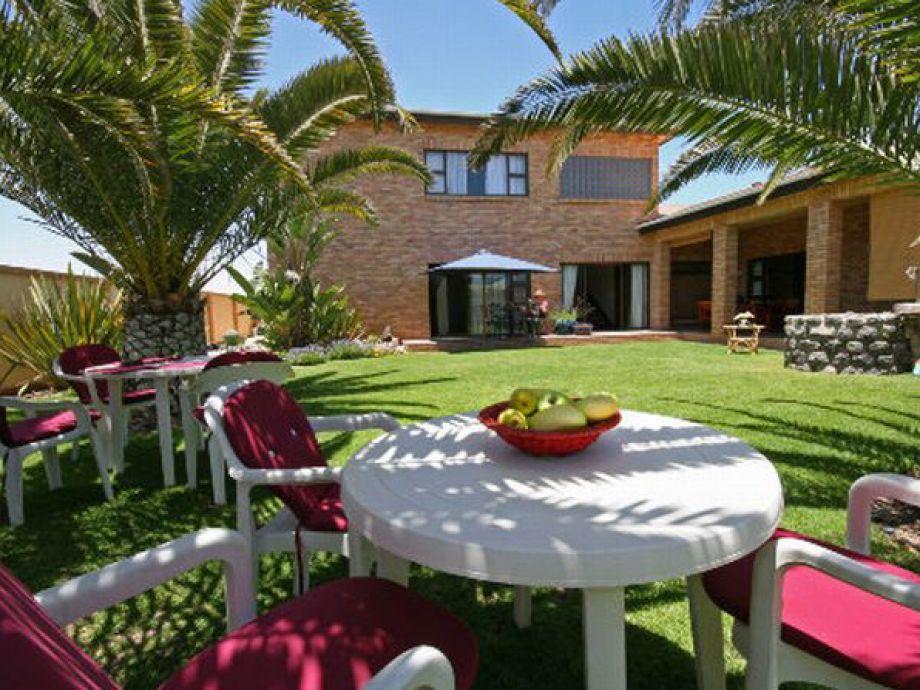 Willkommen in der Ferienwohnung Chala-Kigi