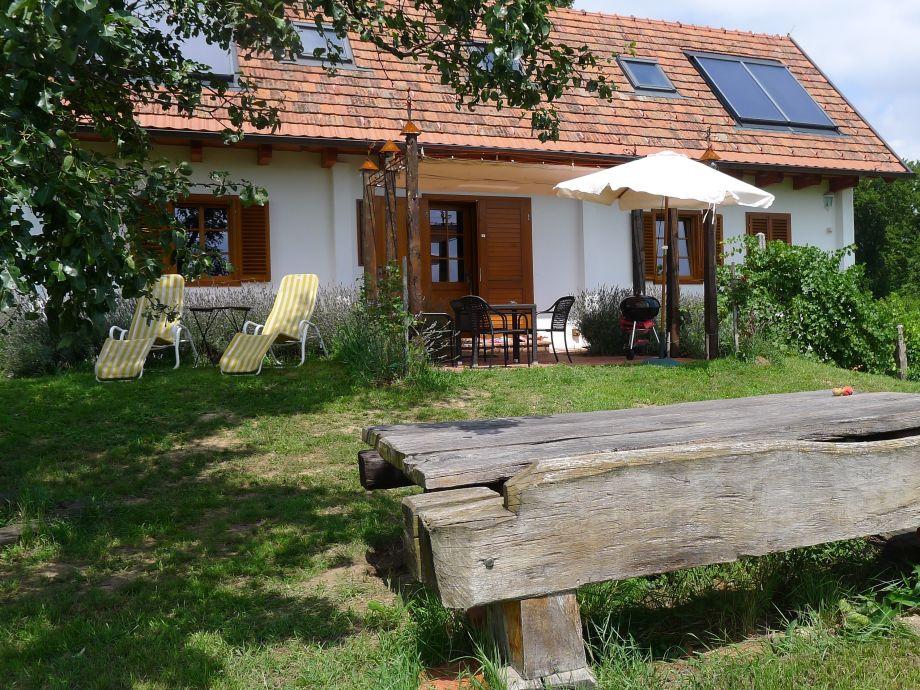 Ferienhaus Karlbauer mit neuer Terrasse