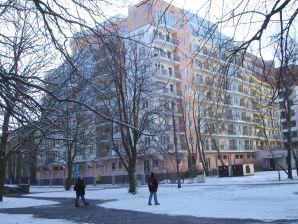 Ferienwohnung Kolberg im Kurviertel