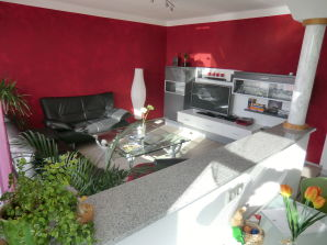 Holiday apartment - Nice, bright 3-room flat 70 sqm