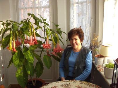 Ihr Gastgeber Sigrid Haberlandt