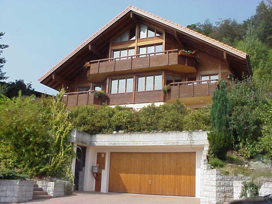 Haus Heiniger, Faulensee
