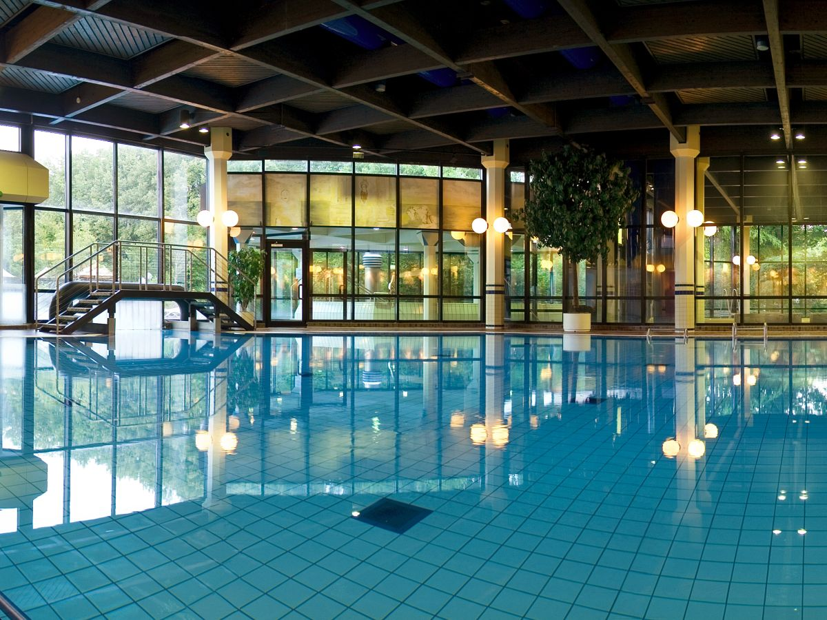 Ferienwohnung Salinenparc Design Budget Hotel, Bad