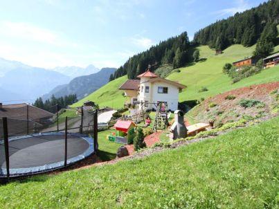 Sonne im Ferienhaus Johanna im Zillertal