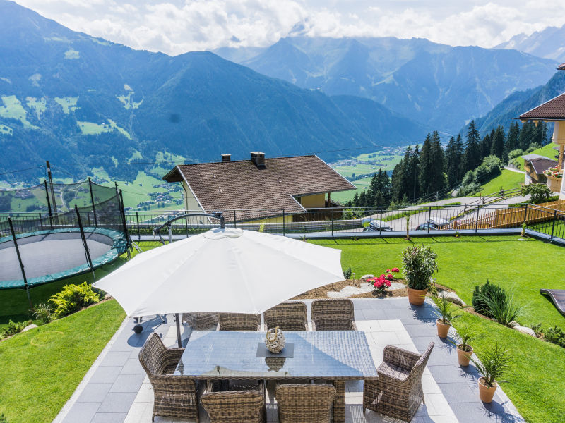 Holiday apartment Appartmenthouse in Zillertal