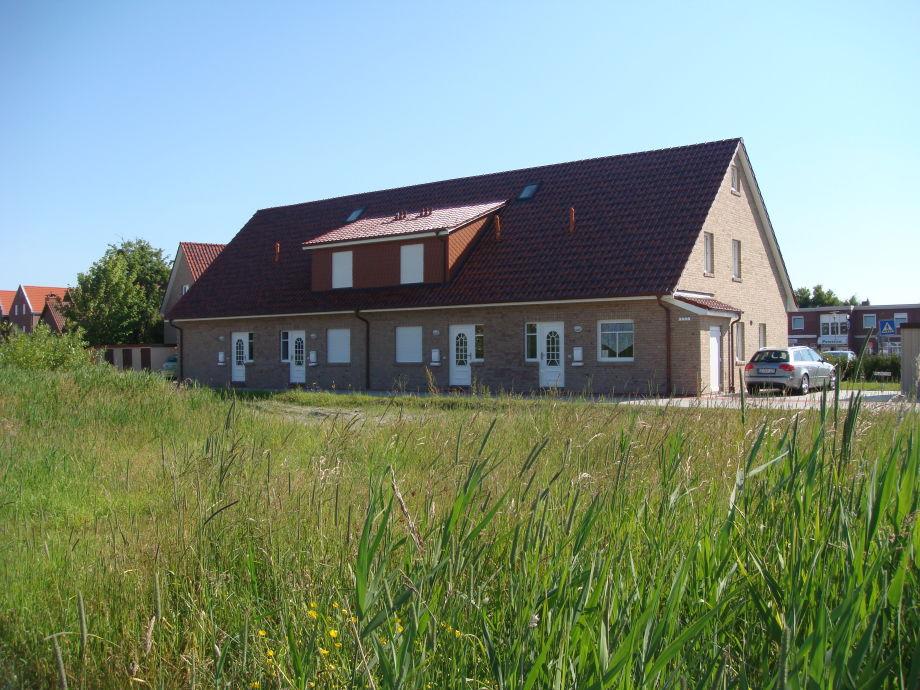 Ferienhaus mit Ferienwohnung Silbermöwe