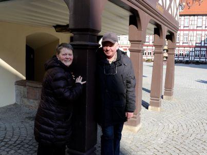Ihr Gastgeber Erwin Kelber