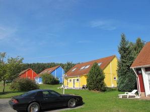 Ferienhaus 1 im Ferienparadies Lütow