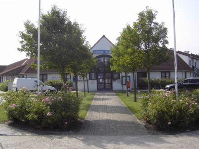 Dünenhaus im Ferienpark Zeewind