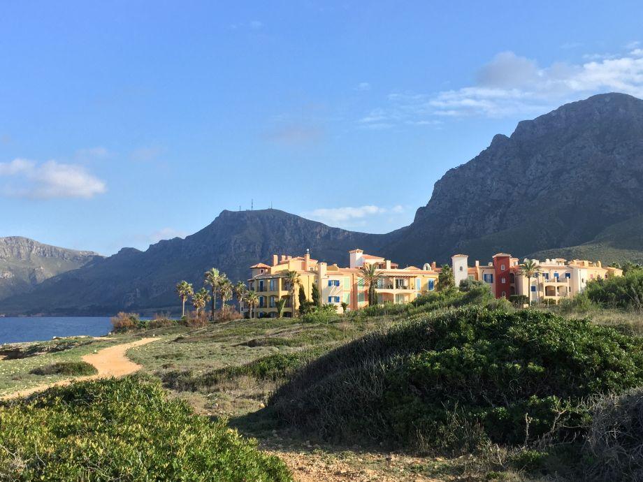 Residencial Betlem - umgeben vom Meer und Bergen
