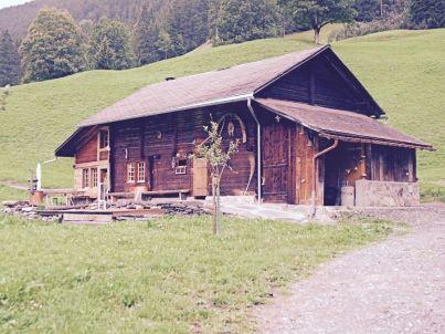 Alphütte - Grindelwald