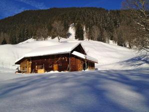 Ferienhaus Alphütte - Grindelwald