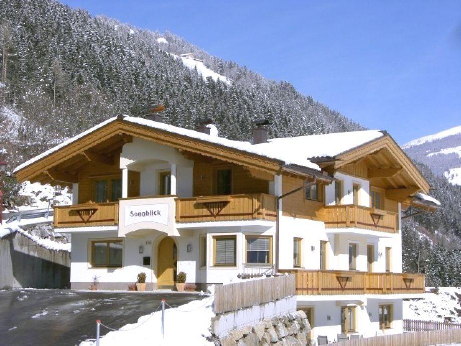 Landhaus Sonnblick im Winter