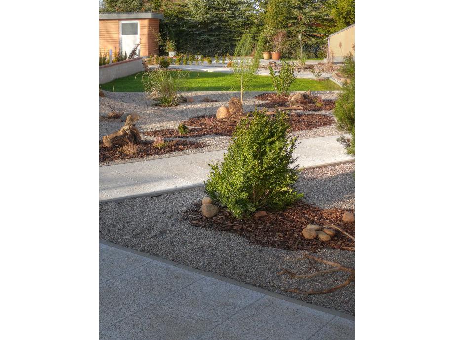 Schön gestalteter Vorgarten