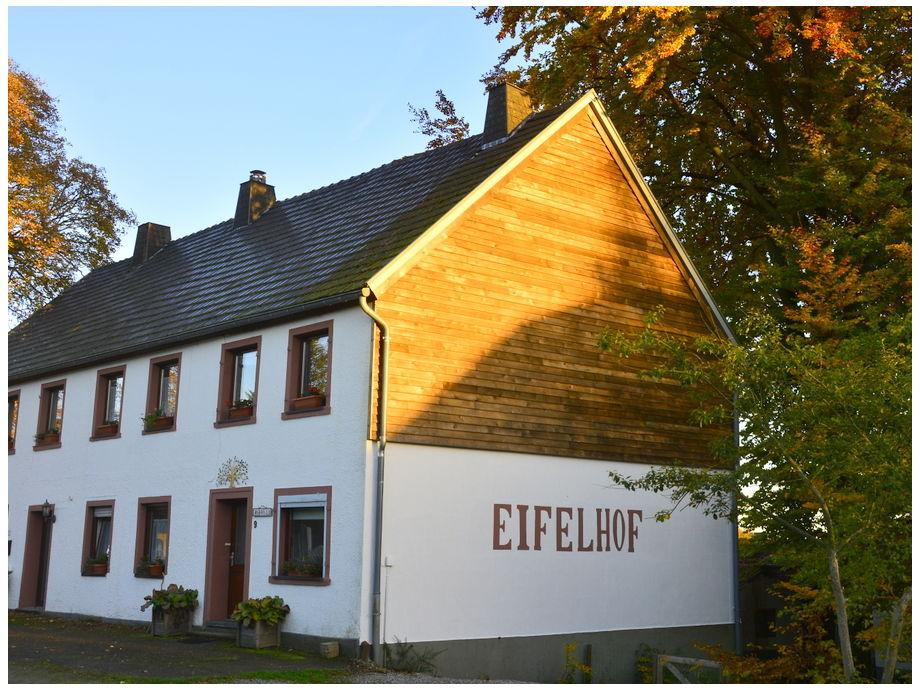 Das Ferienhaus Eifelhof