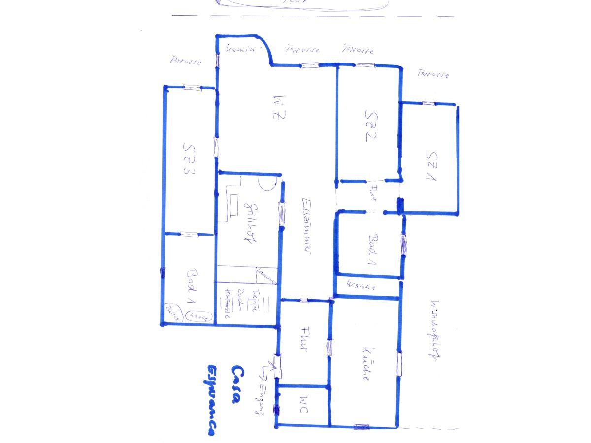 villa casa esperanca portugiesische algarve im urlaubsort carvoeiro ms angela kaiser. Black Bedroom Furniture Sets. Home Design Ideas