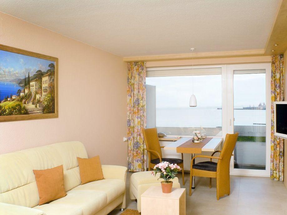 Ferienwohnung Haus Nautic mit spektakulärem Meerblick