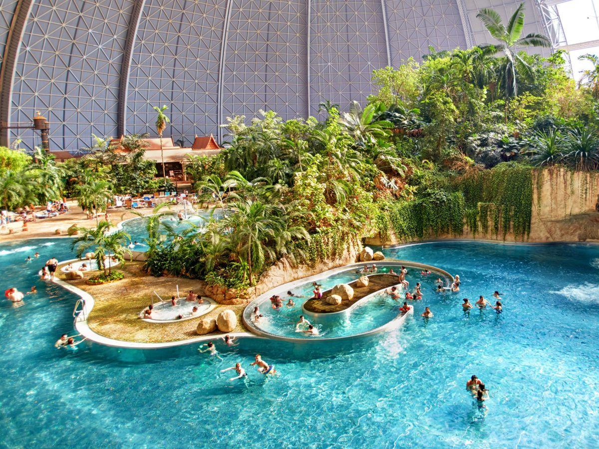 Ferienwohnung Spreewald Tropical Island